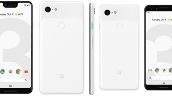 Google Pixel 3 and Pixel 3 XL are now official