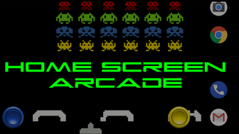 Play classic games on your home screen with Home Screen Arcade