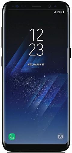Press render of Galaxy S8 leaked