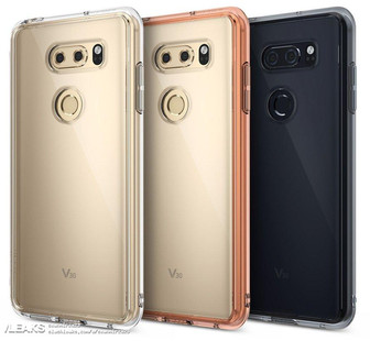 Casemaker Ringke leaks out renders of the LG V30