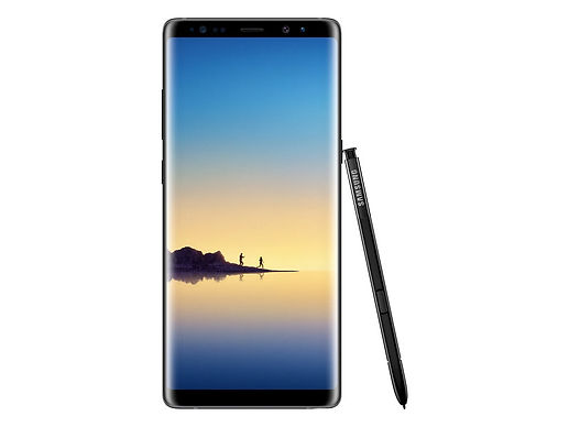 Samsung Galaxy Note 7 is currently the top smartphone.