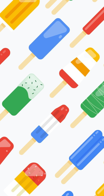 Android P = Android Popsicle?
