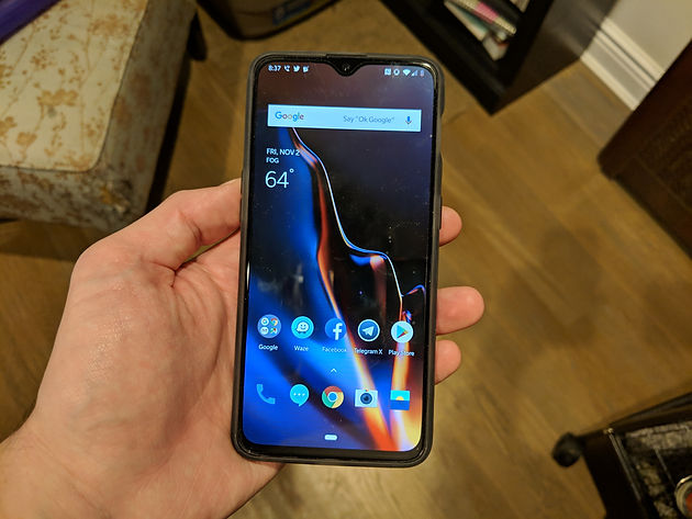 This year I skipped on Pixel and went with the OnePlus 6T