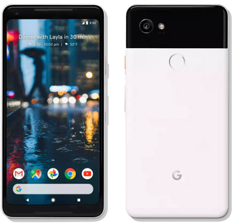 120 Second Review: Google Pixel 2 XL (November Security Update)