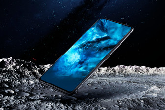 The Vivo NEX brings industry firsts to a smartphone; ridiculous screen-to-body ratio and pop up came