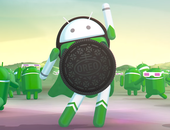Android O is now officially Android Oreo