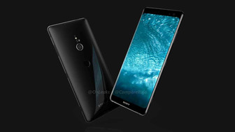 Leaked CAD renders and 360-video give first look at the Sony Xperia XZ3