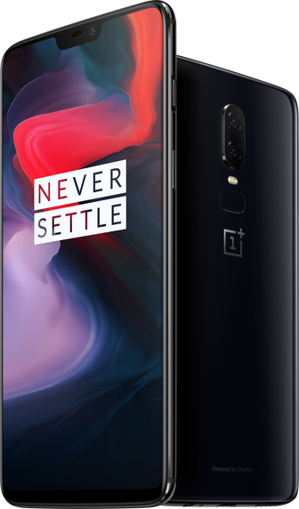 OnePlus 6 is now official