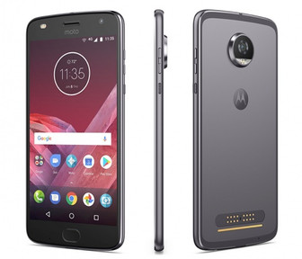 Moto Z2 Play is official