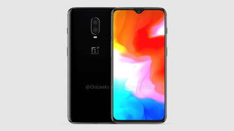 OnePlus 6T fully leaked in new 5K renders; sports waterdrop notch and an in-display fingerprint sens