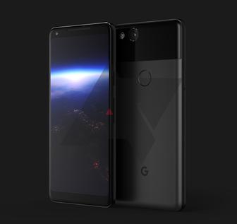 2017 Google Pixel XL first look?