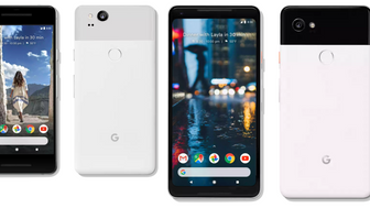 Pixel 2 and Pixel 2 XL officially announced