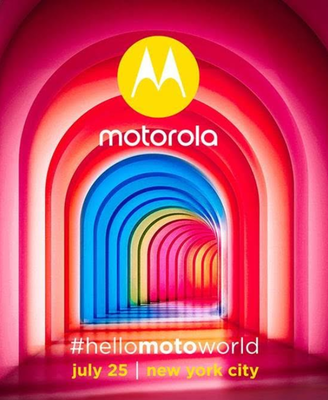 Motorola expected to announce Moto Z2 Force on July 25th