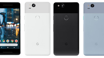 Pixel 2 and Pixel 2 XL pictures leak ahead of announcement