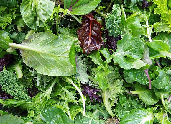 Mixed Salad leaves (per item)