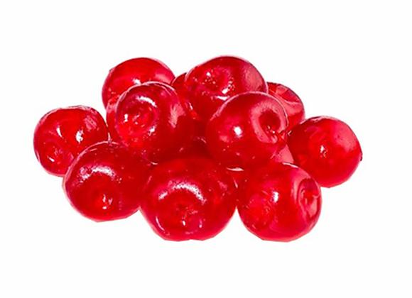 Glace Cherries - Bright Red (Seasonal) (150g)