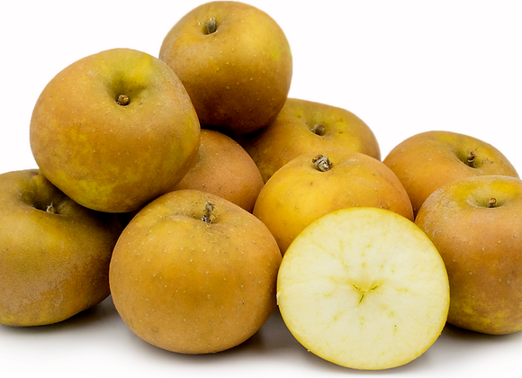 Local Russett Apples (per kg)