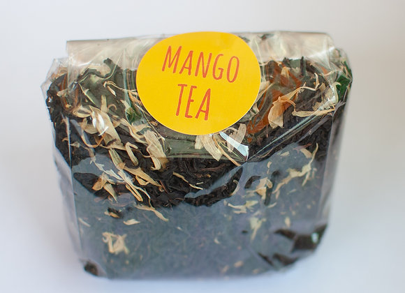 Mango Flavoured Tea (250g-1kg)