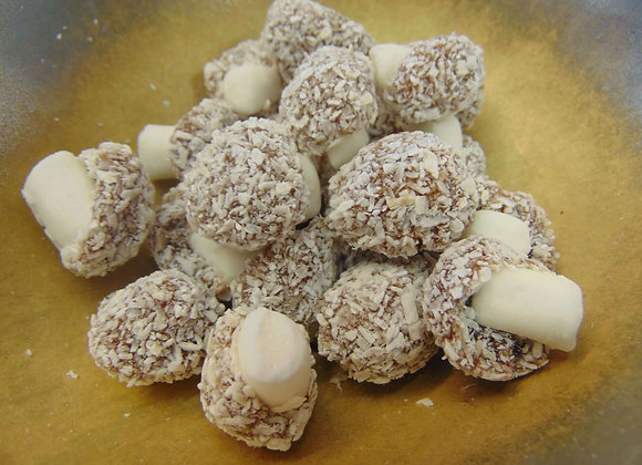 Coconut Mushrooms  150g (total min 300g)