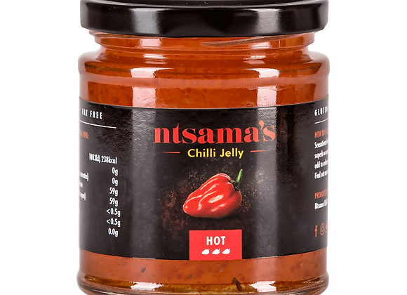 Chilli Jelly Hot 220g