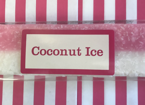 Coconut Ice Bar 150g (total min 300g)