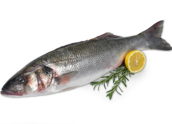 Local Wild Bass (per kg)