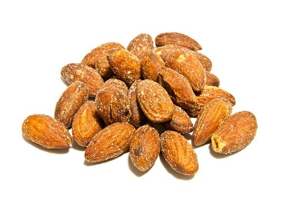 Lemon Roasted & Salted Almonds (200g)