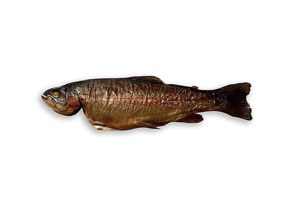 Whole Smoked Trout (per kg)