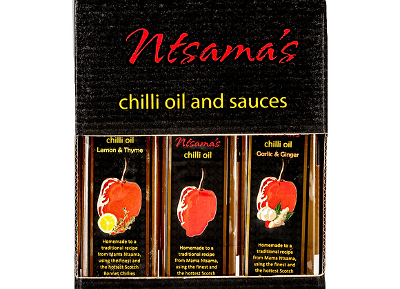 Chilli Oil Gift Set