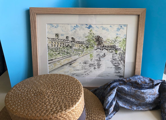 Views and Scenes - watercolour paintings