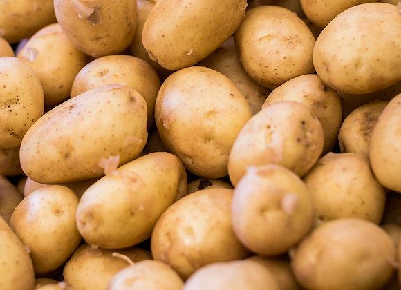 Mid New potatoes (per kg)