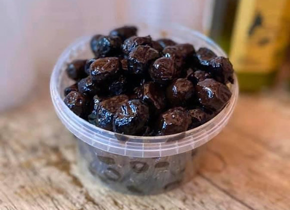 Black Non-Pitted Olives (200g)