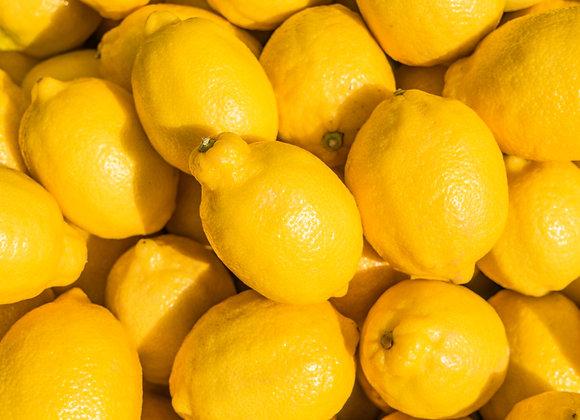 Unwaxed Lemons (per item)
