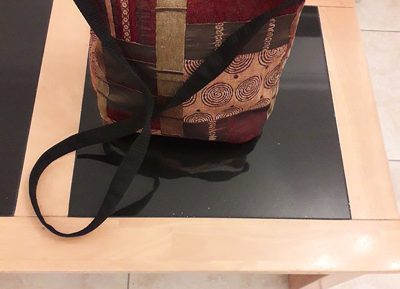 Morroco Carpet bag