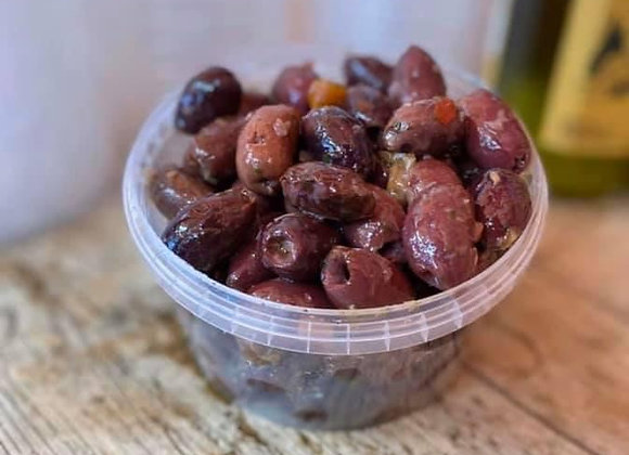 Black Pitted Olives (200g)
