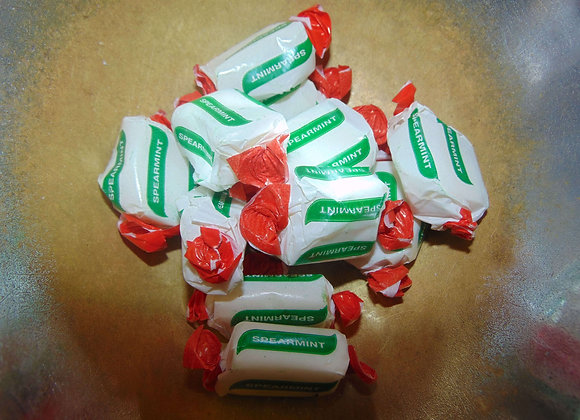 Spearmint Chews 100g (total min 300g)