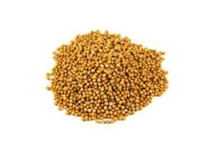 Mustard Seeds (Yellow) (50g)