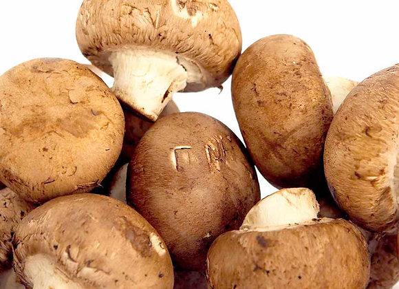Chestnut Mushrooms (per kg)