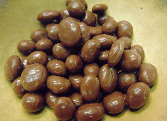 Milk Chocolate Raisins 100g (total min 300g)