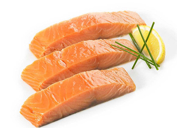 Hot Smoked Salmon (per kg)