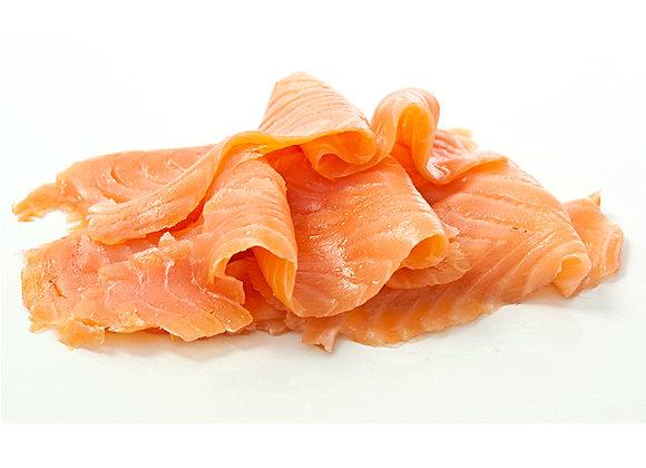 Sliced Smoked Salmon 100g (per item)