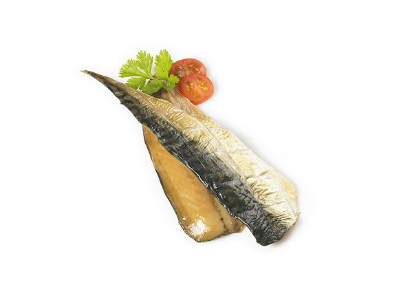 Hot Smoked Mackerel Fillets (per item)