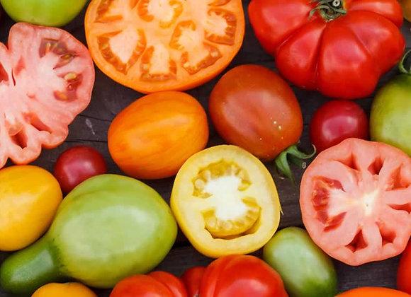 Heritage Tomatoes (per kg)