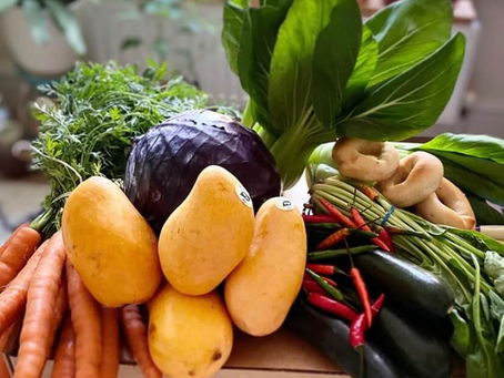 Ever wondered what makes us love our local market so much?