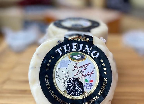 Tufino Goat Cheese With Truffle Siena (230g)