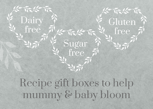 Zedi collections, vegan, organic pamper boxes, diary free, sugar free, gluten free, baby