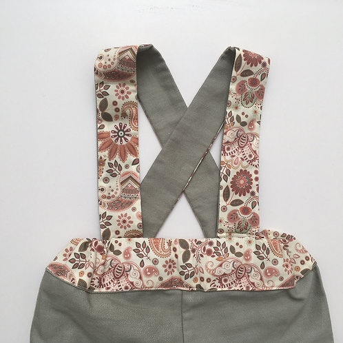 Vintage-Style Bloomers (Organic Denim)