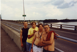 Soda Can US Tour 1990