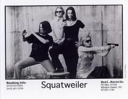 1st Squatweiler press shot