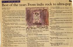 Album of the year!